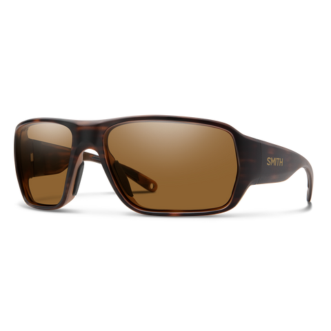 Smith Castaway Matte Tortoise Chromapop Glass Polar