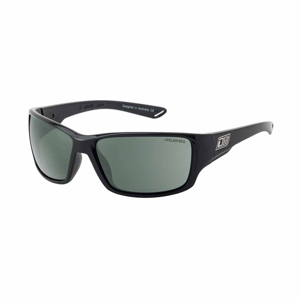 Dirty Dog Virtual Black/Green Polar