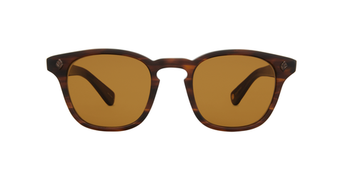 Garrett Leight Ace Matte Brandy/ Pure Brown 47