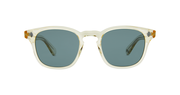 Garrett Leight Ace Pure Glass/ Blue Smoke 47