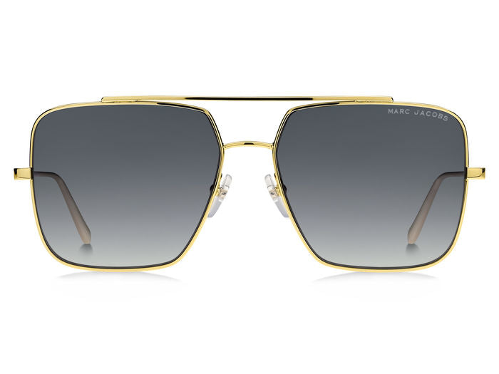 Marc Jacobs 486S Aviator Gold/Grey Gradient