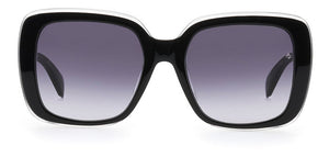 Rag & Bone 1033/S Black/Grey Gradient
