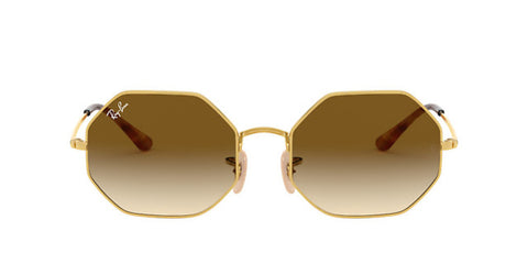 Ray Ban 1972 Gold/Brown Gradient 54