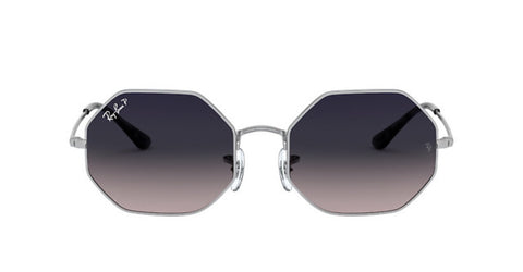 Ray Ban 1972 Silver/Blue Gradient Polar 54