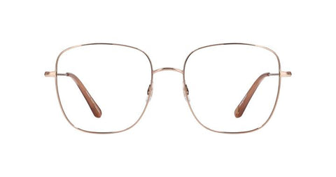 Garrett Leight Tuscany Optical Rose Gold