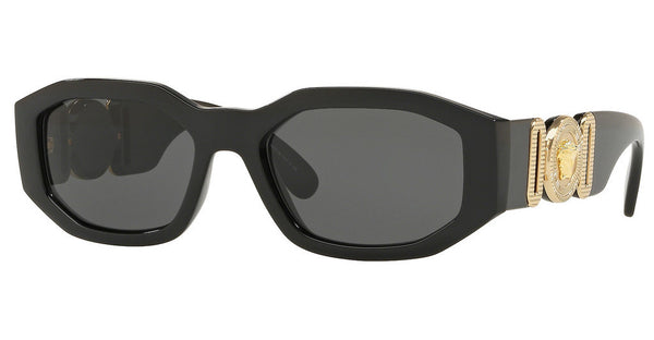 Versace 4361 Black/ Grey