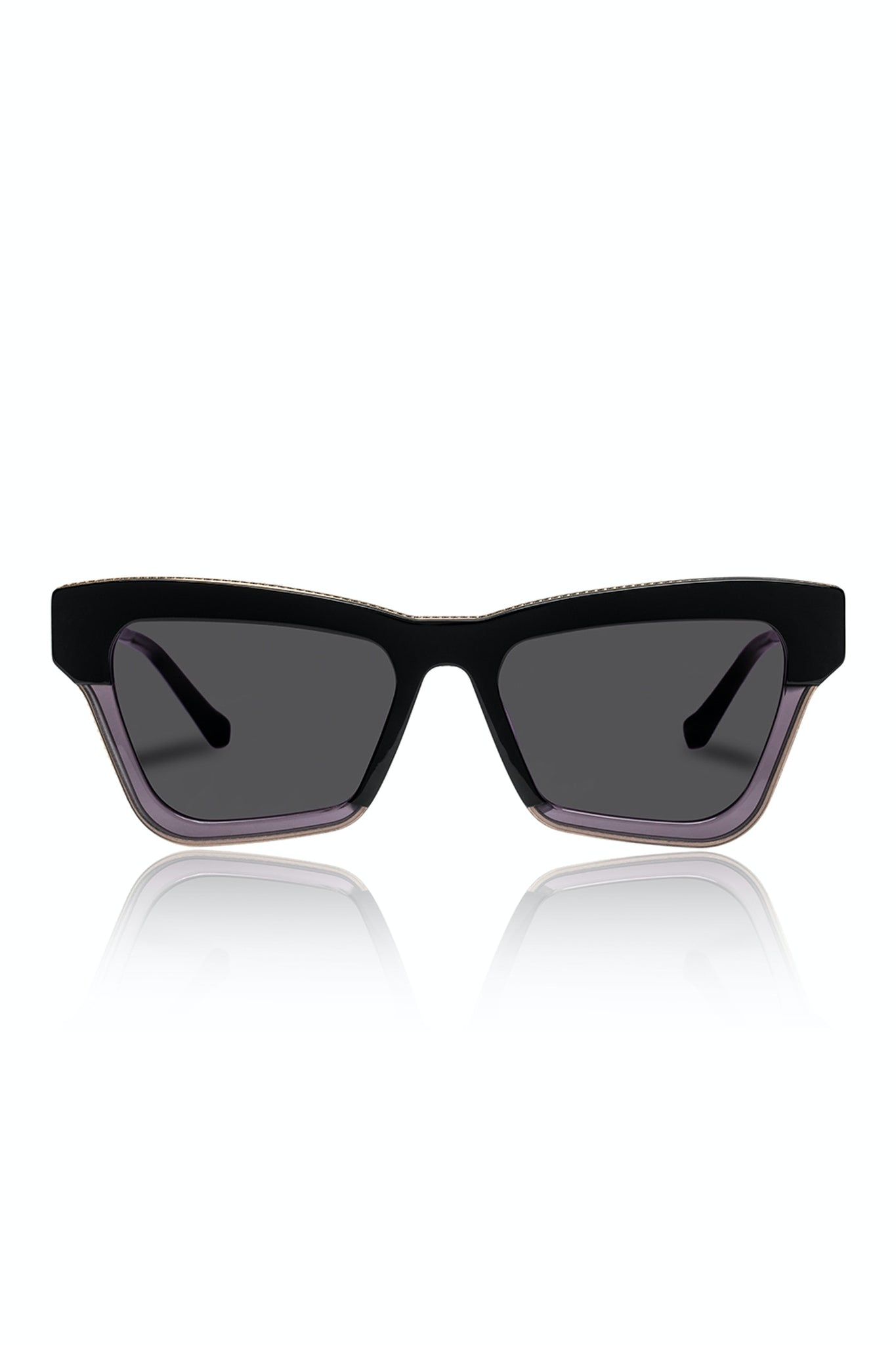 Karen Walker Dark Matter Black/Smoke Mono
