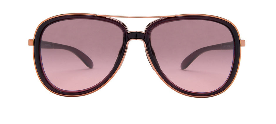 Oakley Split Time Crystal Raspberry/Black Gradient