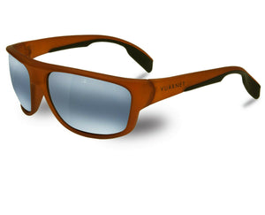 Vuarnet 1402 Transparent Matte Amber/Blue Polar