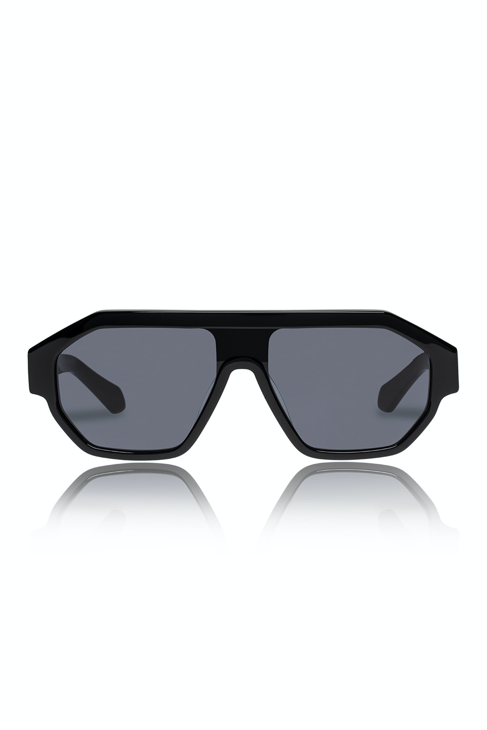 Karen Walker Tribon Black