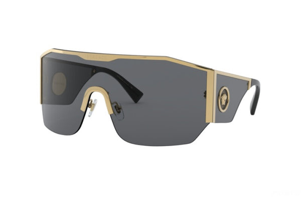 Versace 2220 Gold/Dark Grey