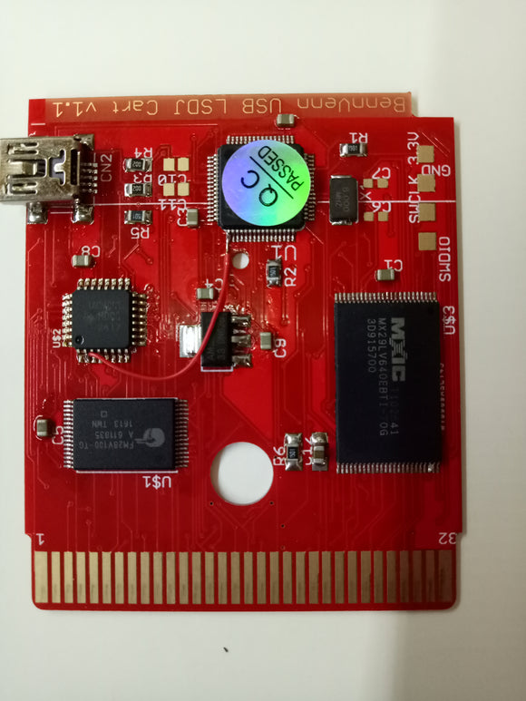 USB Flash cart for LSDJ