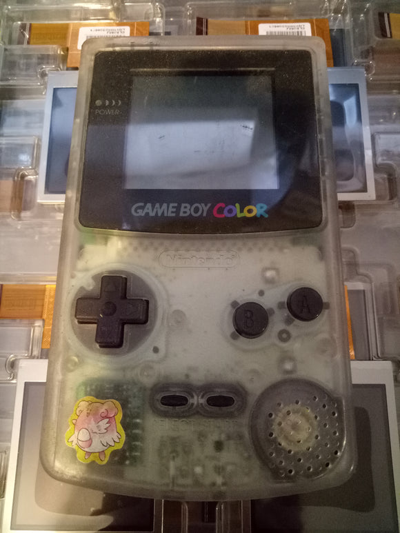 GameBoy Color - 'JUNK' - For Parts - Not Working