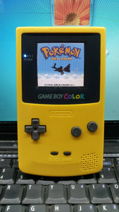 Backlit Gameboy Color, Custom made to your request