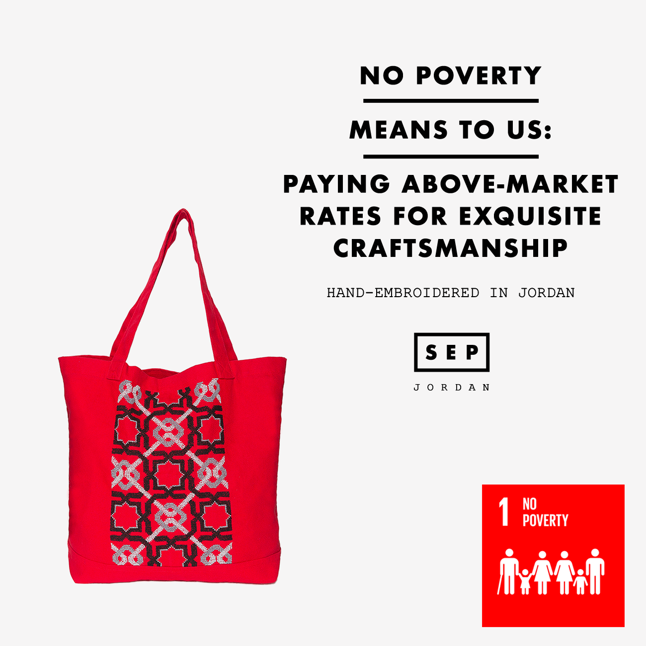 Introducing the SDG Canvas Bags by SEP