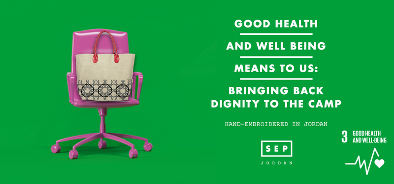 SDG3 GOOD HEALTH AND WELL-BEING How is SEP advancing SDG3?