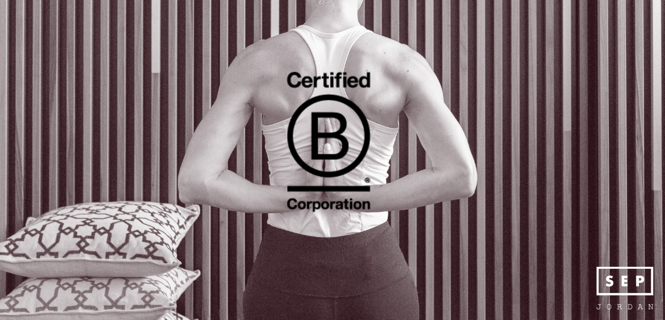 Why we're proud to join the B Corp community