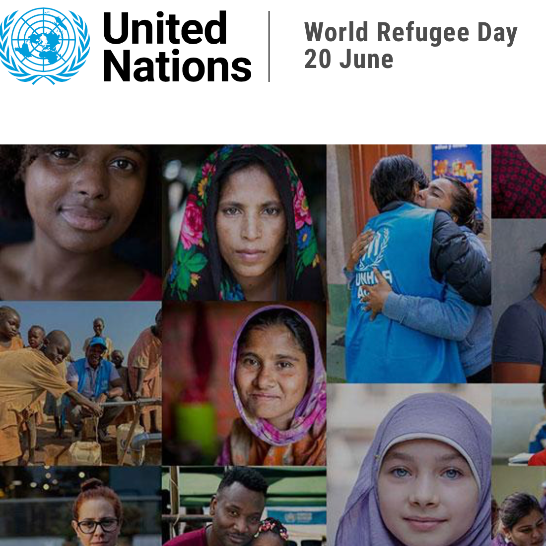 Every Refugee is a Hero - World Refugee Day 2020