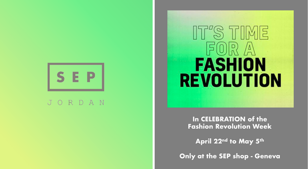 SEPpers' Fashion Revolution