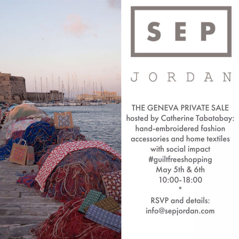 geneva private sale invitation opportunity