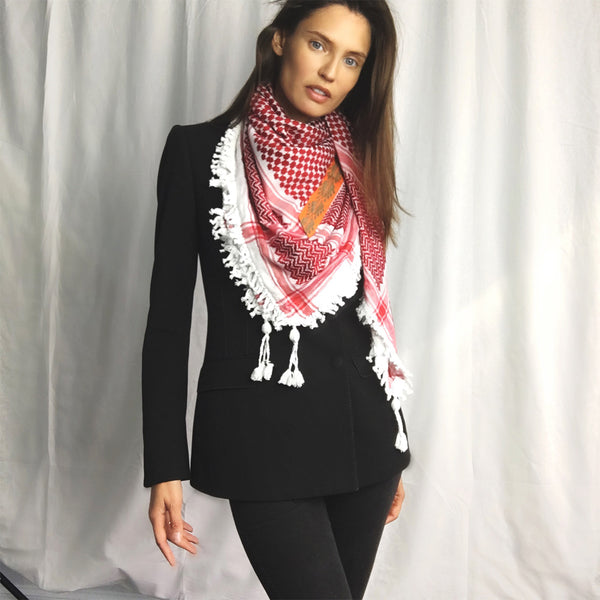 Keffiyeh Scarves and Shawls