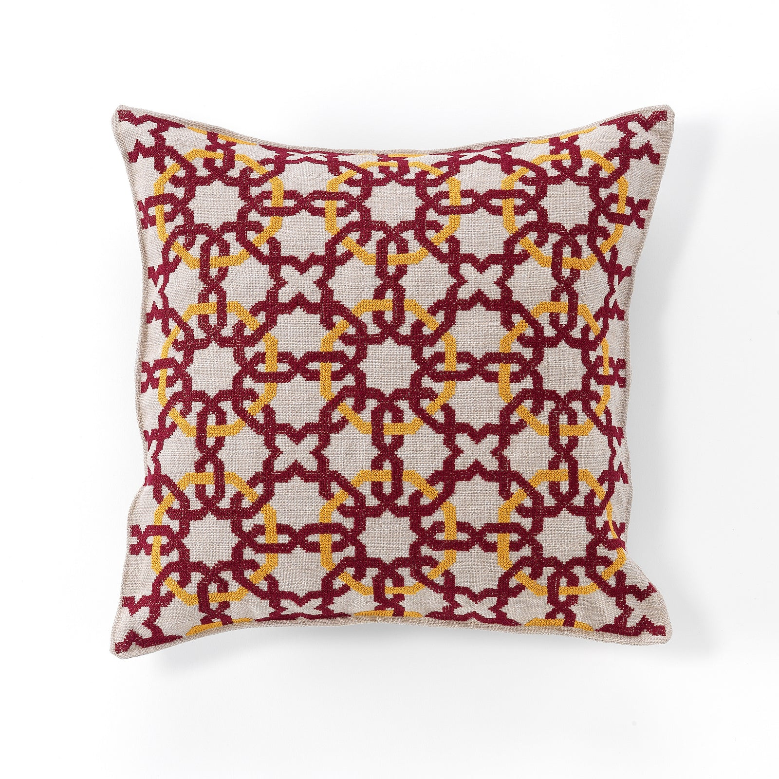 Putrajaya® Embroidered Cushion Cover