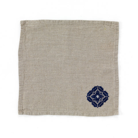 TAUPE TERRY COTTON TOWEL ALHAMBRA®
