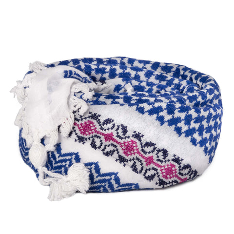 Mini Triangle Keffiyeh