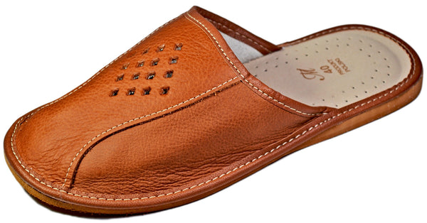 Polish leather home slippers – give your feet the comfort and care they deserve