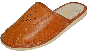 Hadley Soft Sheepskin Leather Indoor Slip-On For Men