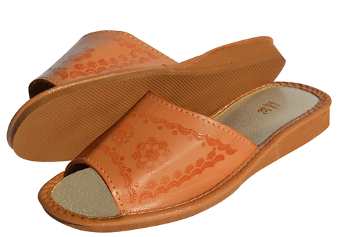 Abele Traditional Handmade Soft Supreme Leather Slipper
