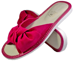 Demi women backless open toe slippers