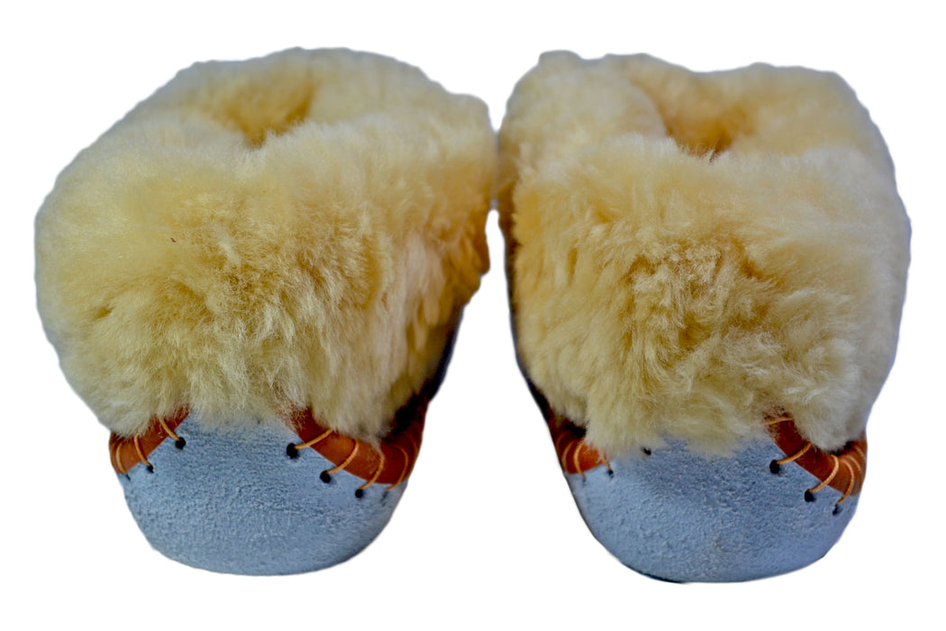 Megan Moccasin Style Winter shoes - Reindeerleather7