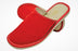 Ceries Suede house slippers for women - Reindeerleather4