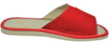 Scarlet Genuine Leather Durable Indoor Outdoor Slippers