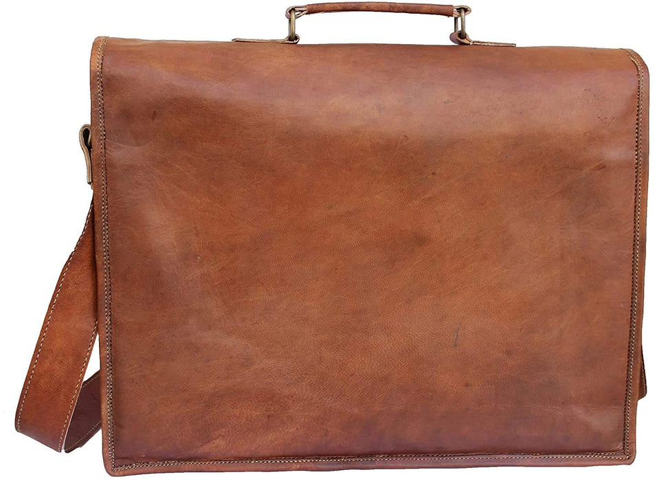 Boho Leather Messenger Bag3