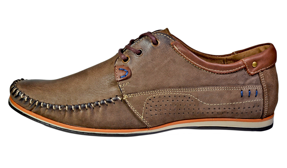 Komodo | moccasins leather casual shoes - Reindeer Leather2