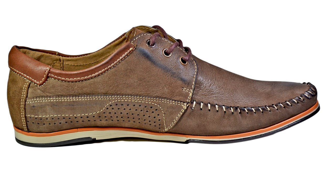 Komodo | moccasins casual shoes - Reindeer Leather