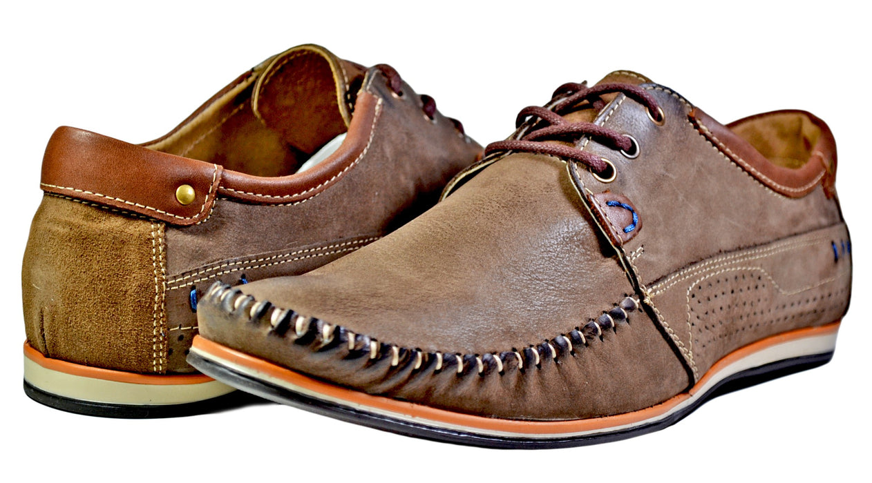 Komodo | moccasins casual shoes - Reindeer Leather5