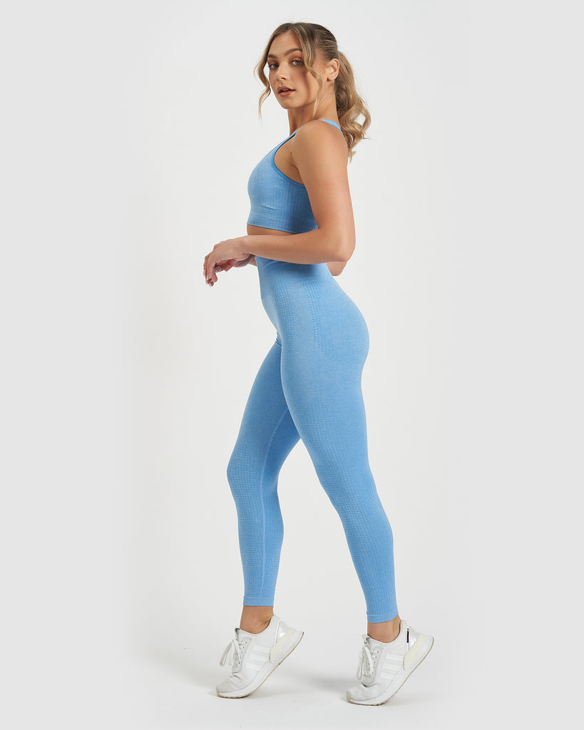Core Trainer Maya Tights Blue
