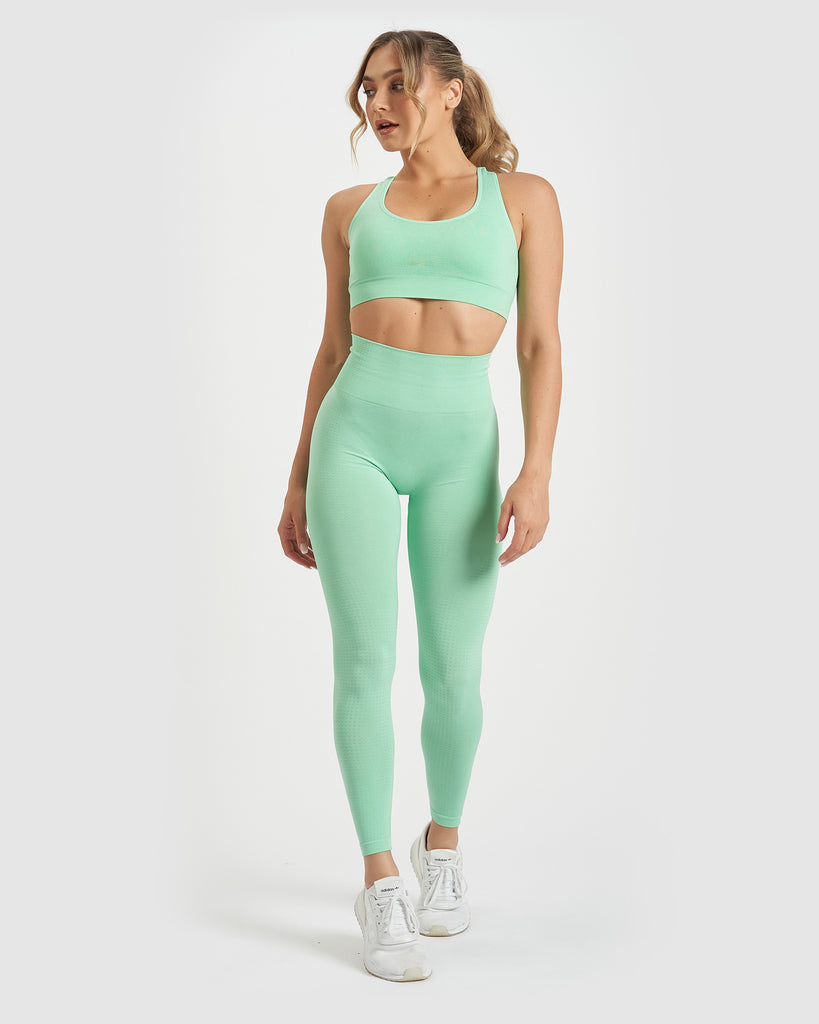 Core Trainer Maya Tights Mint