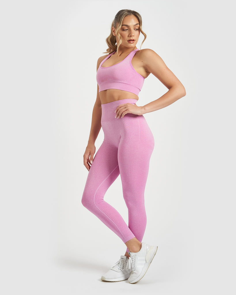 Core Trainer Maya Active Bra Pink