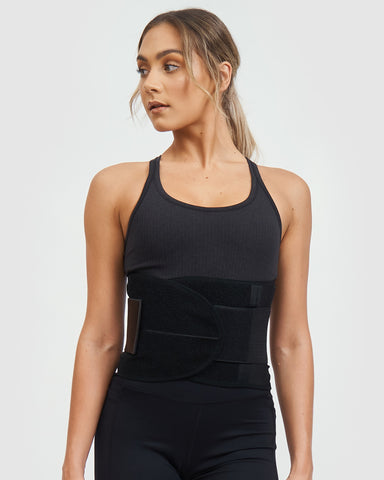 Core Trainer Vest With Adjustable Straps Nude