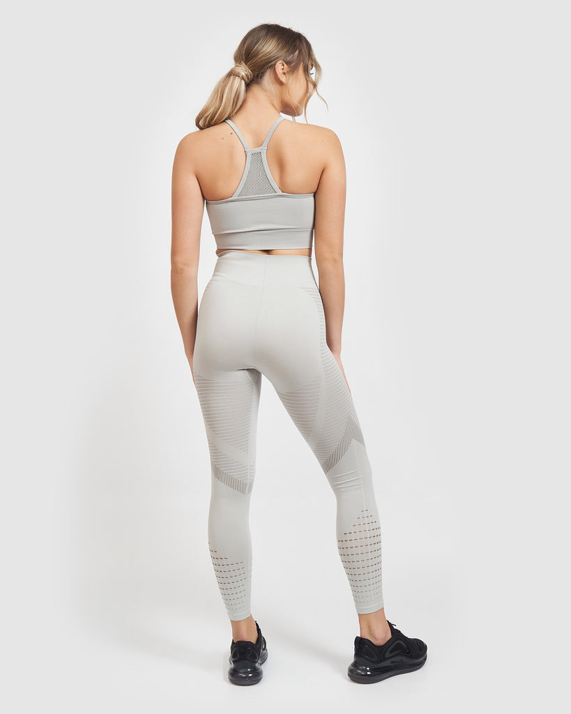 Core Trainer Synergy Tights Dove Grey