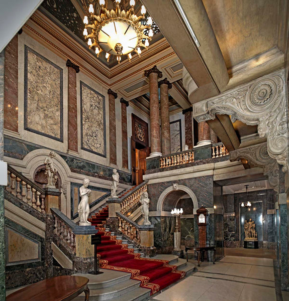 Goldsmiths Hall main staircase
