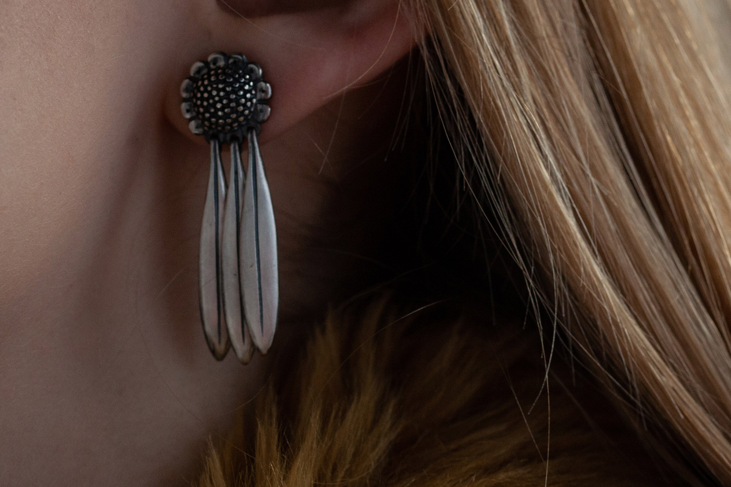 Catherine Hills Jewellery - Aster Earrings