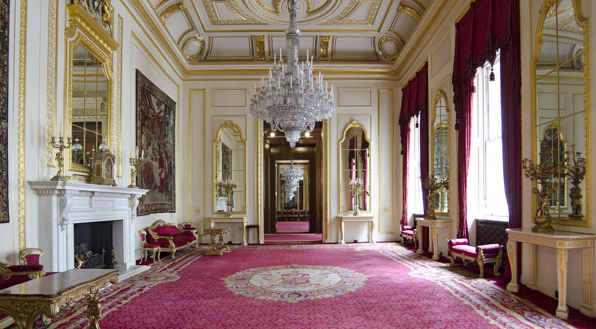 Goldsmiths Hall Drawing room