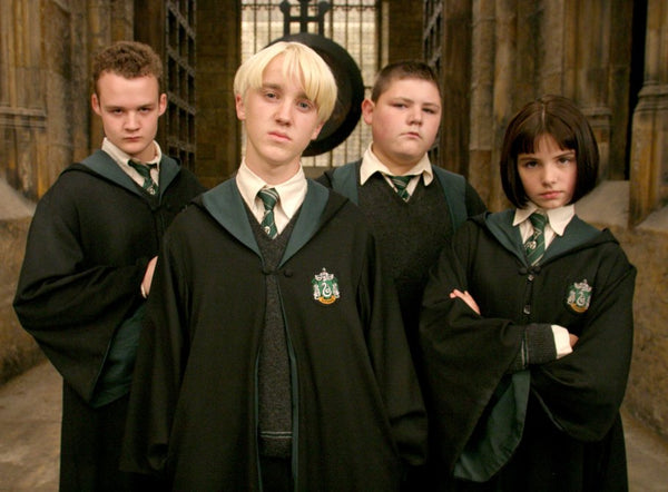 Draco, Crabbe, Goyle & Pansy, Harry Potter: The Prisoner of Azakaban