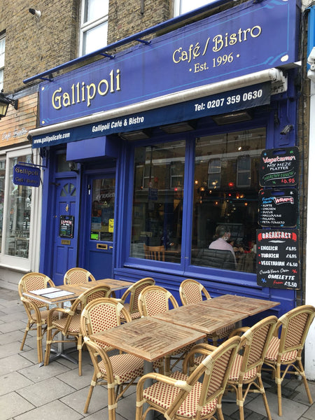 Gallipoli, Islington