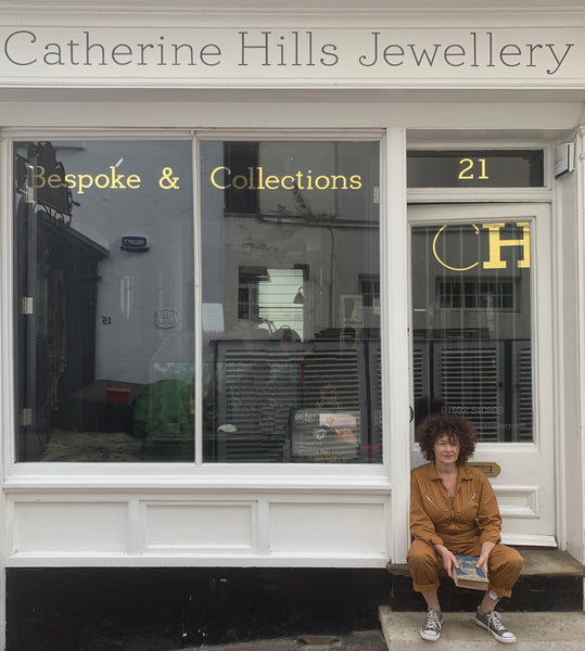 Catherine Hills Jewellery Atelier and Shop, Tunbridge Wells